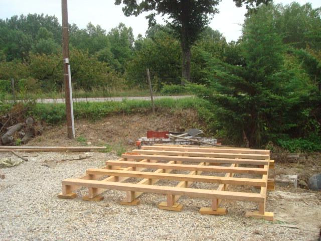0 - Construction d un abri de jardin en bois ...