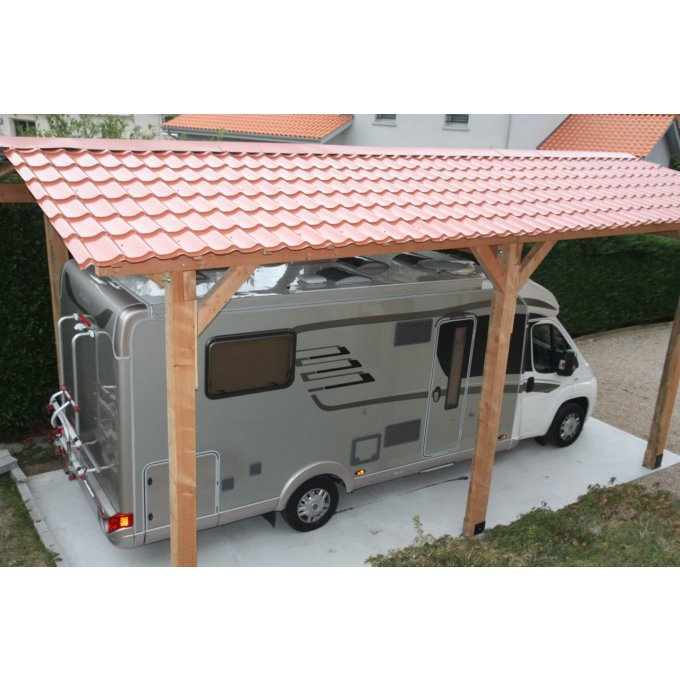 abris camping-cars  8mx4m